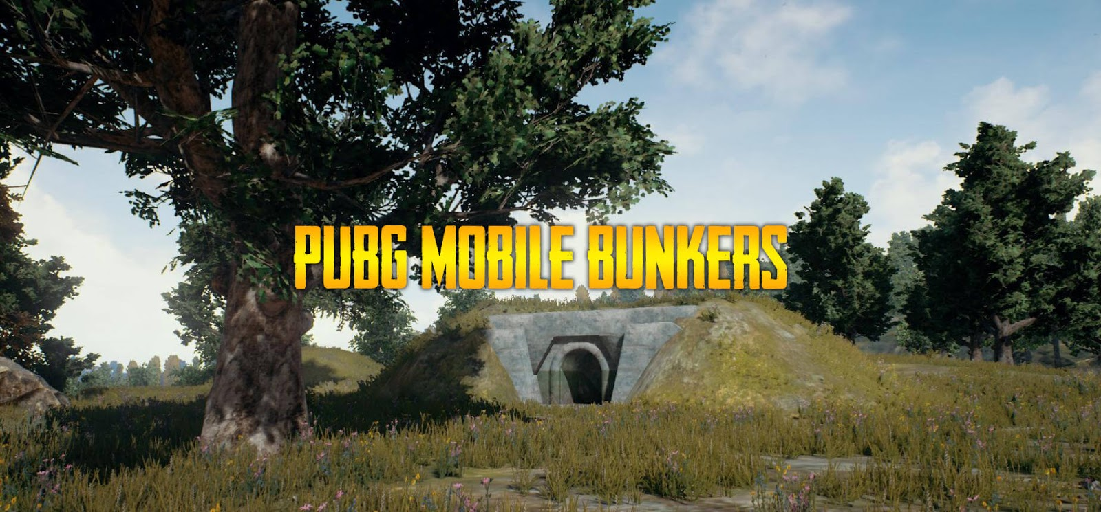 Finding Locations Of Pubg Mobile Bunkers In Several Places Gamers