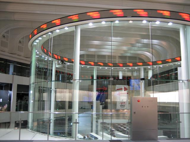 Tokyo-stock-exchange 東京証券取引所