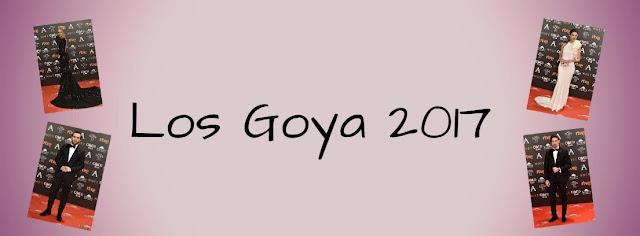 Moda: Los Goya 2017.