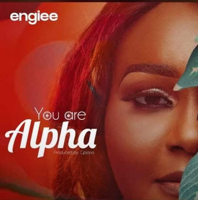 [Music + Video] YOU ARE ALPHA - Engiee