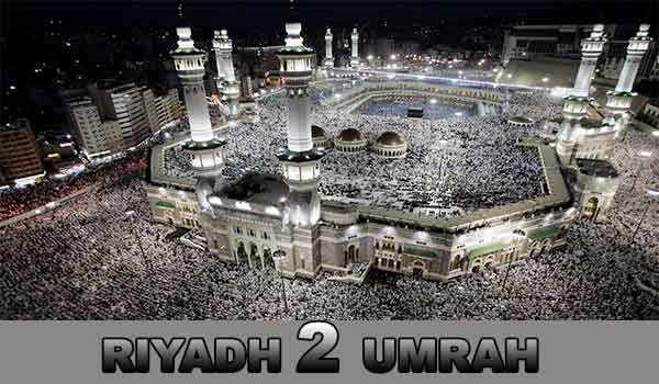 Umrah package from Riyadh ||  Perform Umrah from Riyadh by Bus or Airplane