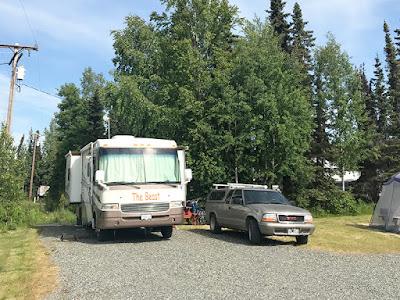 Spot 35 Klondike RV Park