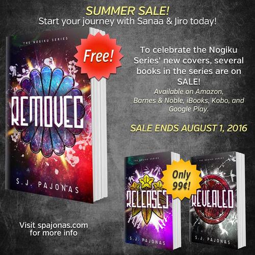 The Nogiku series Summer sale