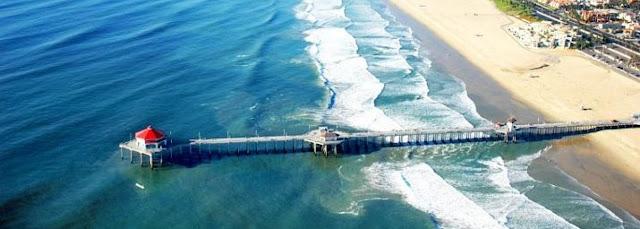 Quantidade de dias para ficar em Huntington Beach