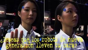 ¿Deseas que los robots de nueva generación lleven tu cara? Puedes ganar 130 mil dólares