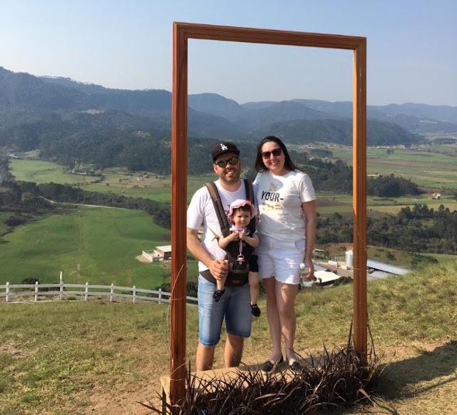 Urubici com bebê: relato de uma viagem em família pela Serra Catarinense com a pequena Malu
