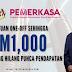 Bantuan One-Off Sehingga RM1,000 Untuk Golongan Terjejas Pendapatan