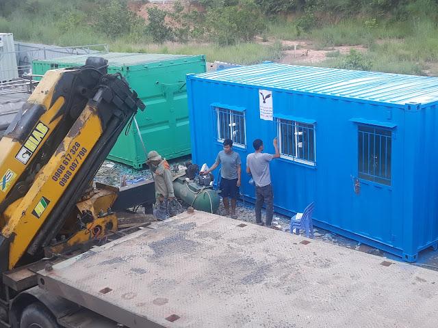 Thuê Container Tại Sóc Trăng