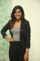 Actress Eesha Looks gorgeous in Blazer and T Shirt at Ami Tumi success meet ~  Exclusive 177.JPG