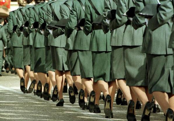 #MuchasMás, la campaña de la Guardia Civil en Tiktok para atraer a las mujeres más jóvenes