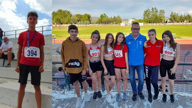 Με εξαιρετικές επιδόσεις αθλητές και αθλήτριες του ΣΔΥ Αργολίδας στην Τρίπολη