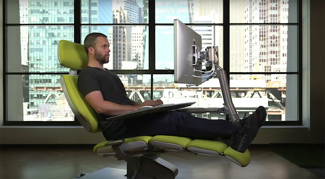 silla ergonomica del futuro