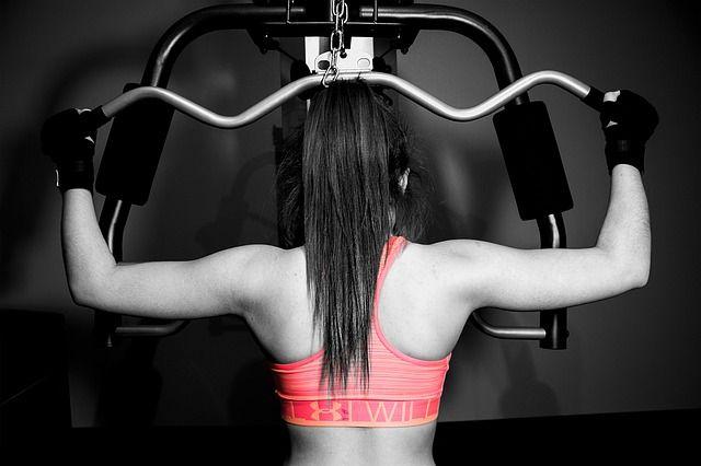 women doing gym