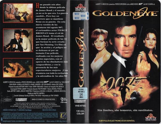 Pelicula: Goldeneye - 1995