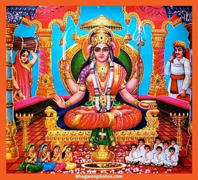 Santoshi Maa Images Hd