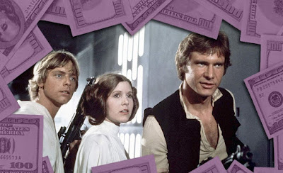 Star Wars: Ep IV – A New Hope