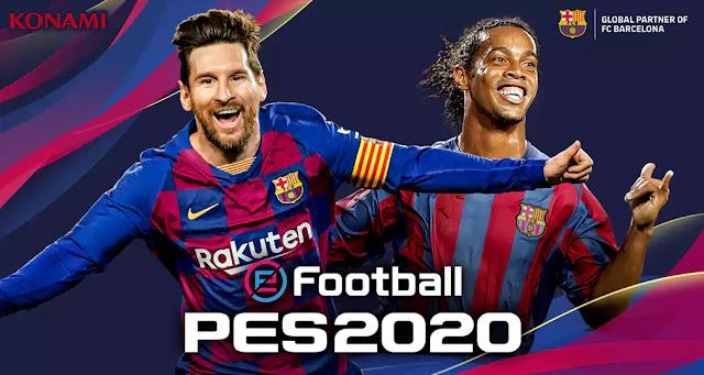 Spesifikasi PC PES 2020
