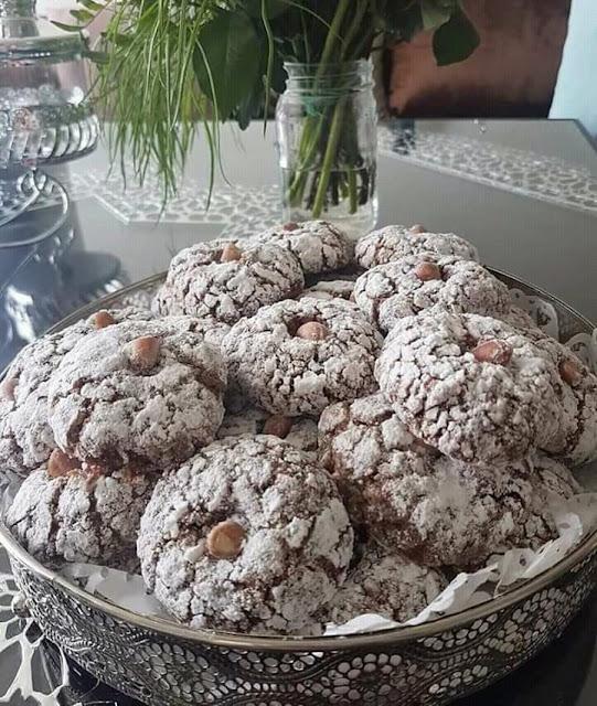 أكثر حلوى اقتصادية و ألذ وصفةاسهل وصفة طريقة حلوة البهلة الغريبية المغربية