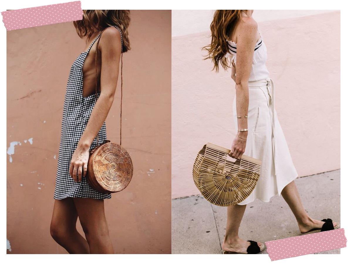 tendência cestas