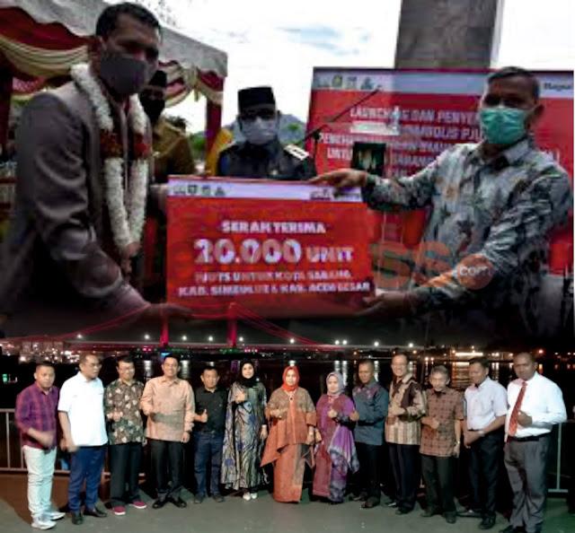 Tekad Hj Rizayati untuk Indonesia Terang Jadikan Nusantara Bebas Kegelapan
