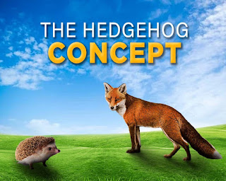 The Hedgehog Concept: Good-to-Great
