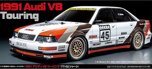 Audi V8 Touring DTM