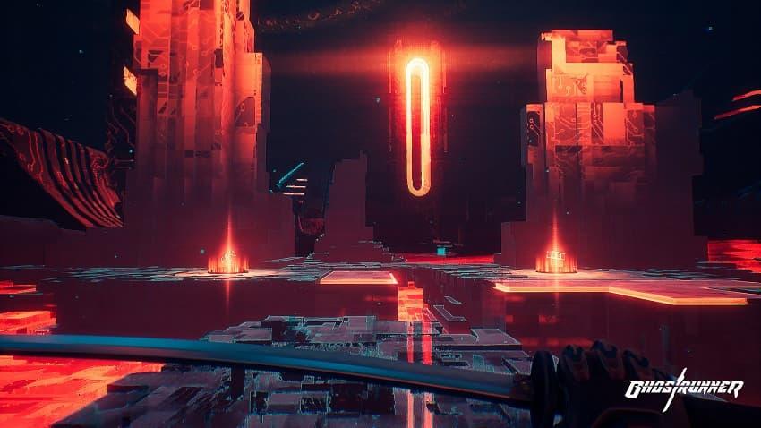 Обзор игры Ghostrunner - киберпанк-экшена про ниндзя - 02