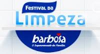 Festival da Limpeza Clube 100% Barbosa Supermercados