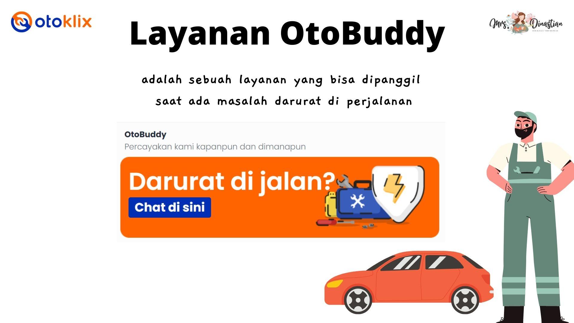 Layanan OtoBuddy Otoklix