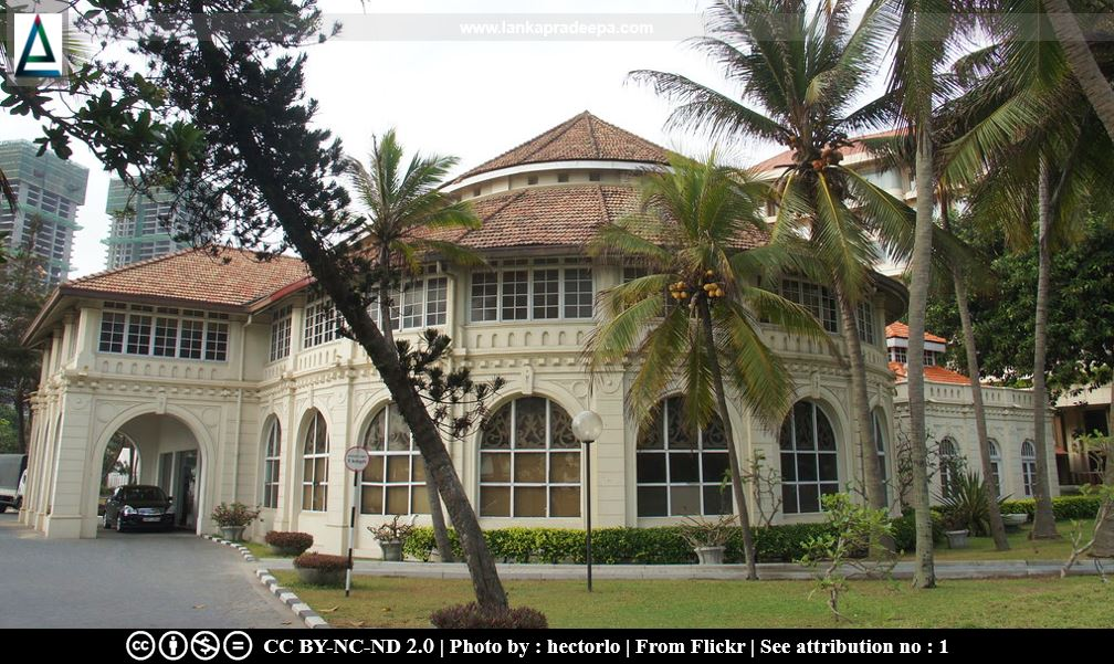Colombo Club Building