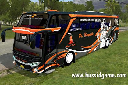 Mod Bus JB3+ MHD Versi Voyager & Facelift