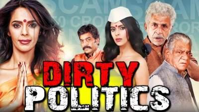 Dirty Politics (2015) Hindi 480p Full Movies Free Download BluRay