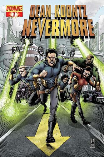 Wednesday Comics on Thursday - April 14, 2011