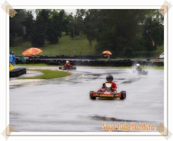 accident main go kart