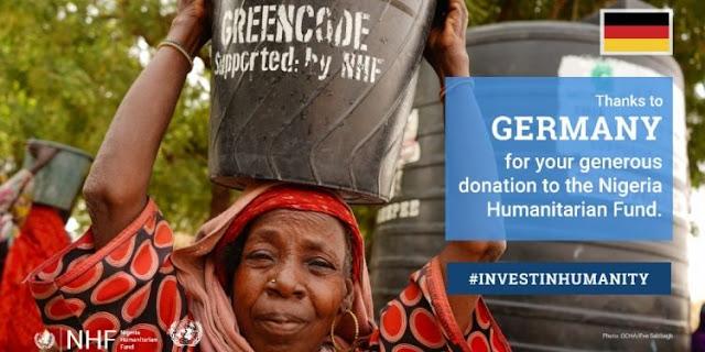 COVID-19: Germany pledges 5.5 million euros to Nigeria