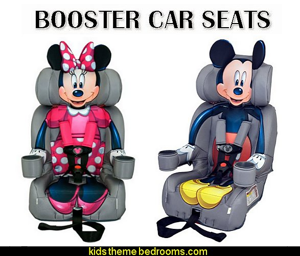 KidsEmbrace Friendship Combination Booster.seats mickey mouse booster seat minnie mouse booster seating