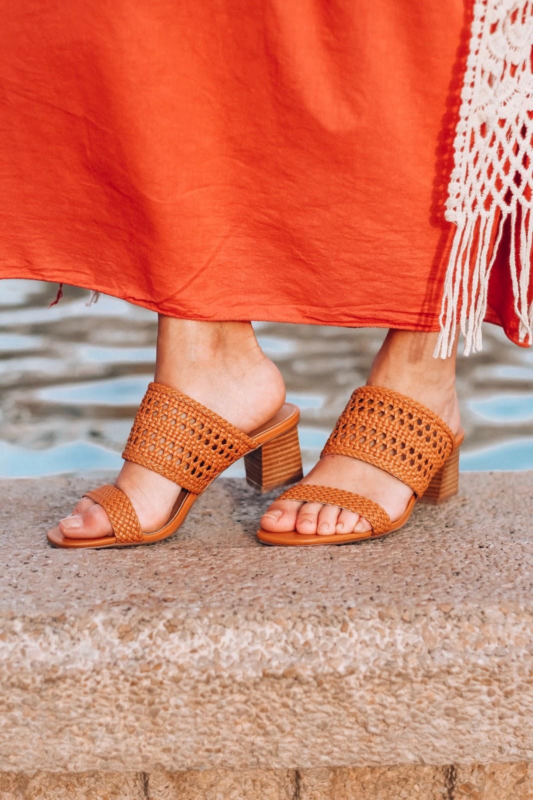 sandalias estilo natural