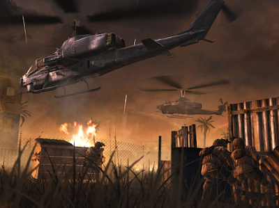 Download Call of Duty 4 Modern Warfare 1 Highly Compressed Game For PC