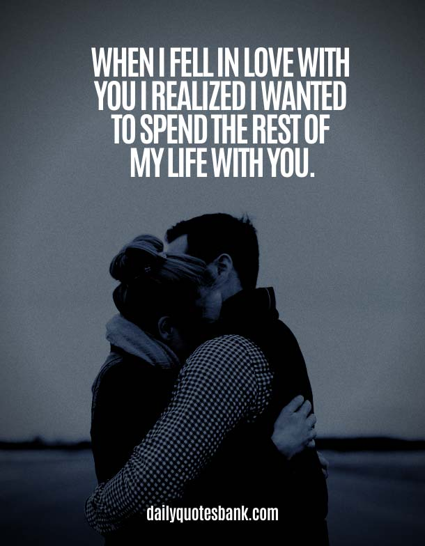 Romantic Love Quotes To Make Your Girlfriend Feel Special