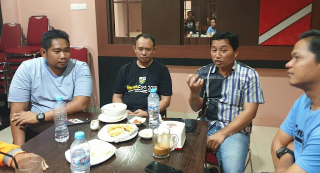 DPRD dan KNPI Parepare Bahas Ranperda Kepemudaan