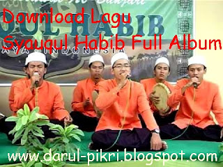 Download Lagu Syauqul Habib Full Album