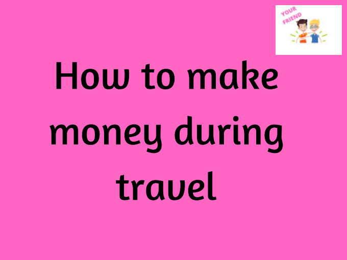 How to Make Money when Travelling around the World
