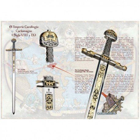 Mato Deluxe Sword of Charlemagne
