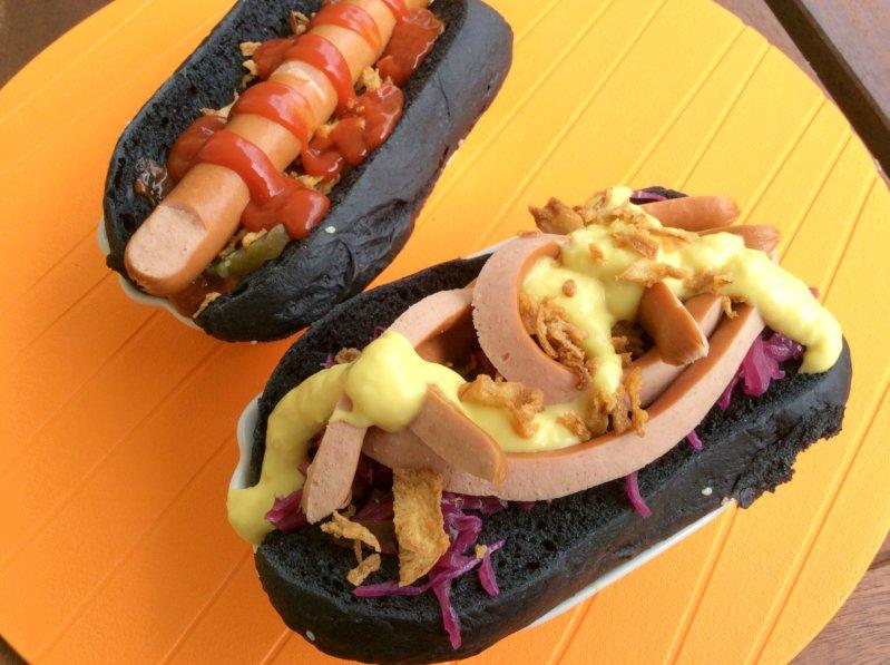 Lecker Bentos Und Mehr Gruselige Halloween Hot Dogs
