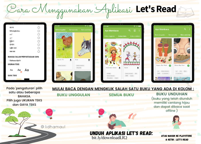 aplikasi baca buku anak