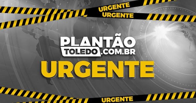 Homem morre enquanto trabalhava furando uma fossa em Toledo