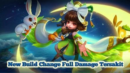 New build change