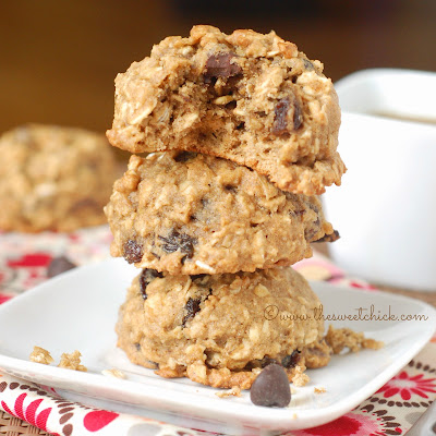 #maple, #banana, #oatmeal, #chocolatechip, #raisin, #cookies,