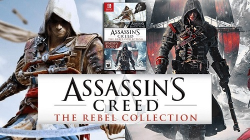 Assassin's Creed: The Rebel Collection Full Game Walkthrough
