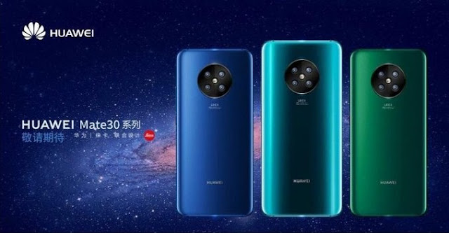 Huawei Mate 30 Pro to offer 5X optical zoom camera: Know here